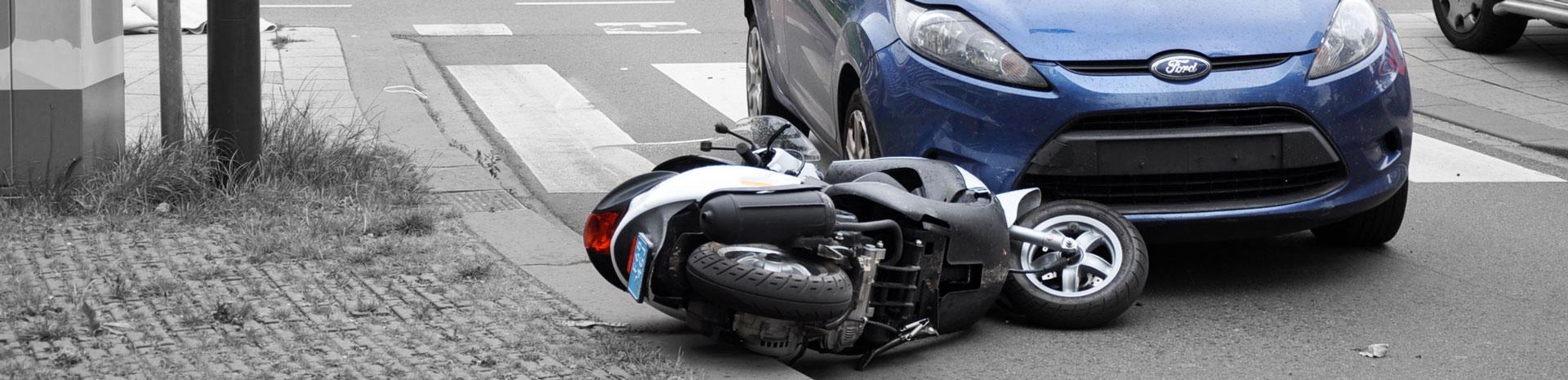 Scooterongeluk | Aanrijding scooter | LetselPro