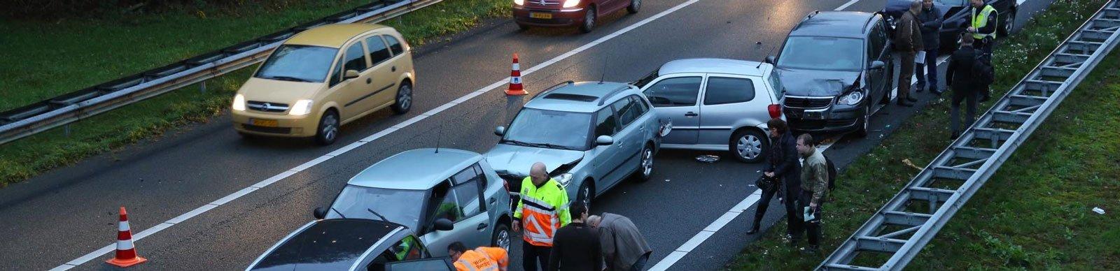 Kettingbotsing op snelweg | LetselPro