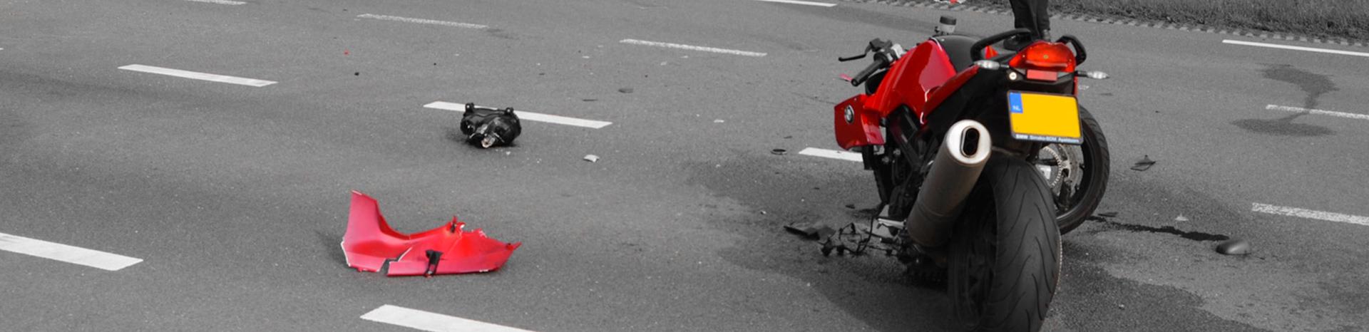 Motorongeluk | Aanrijding motorrijder | LetselPro