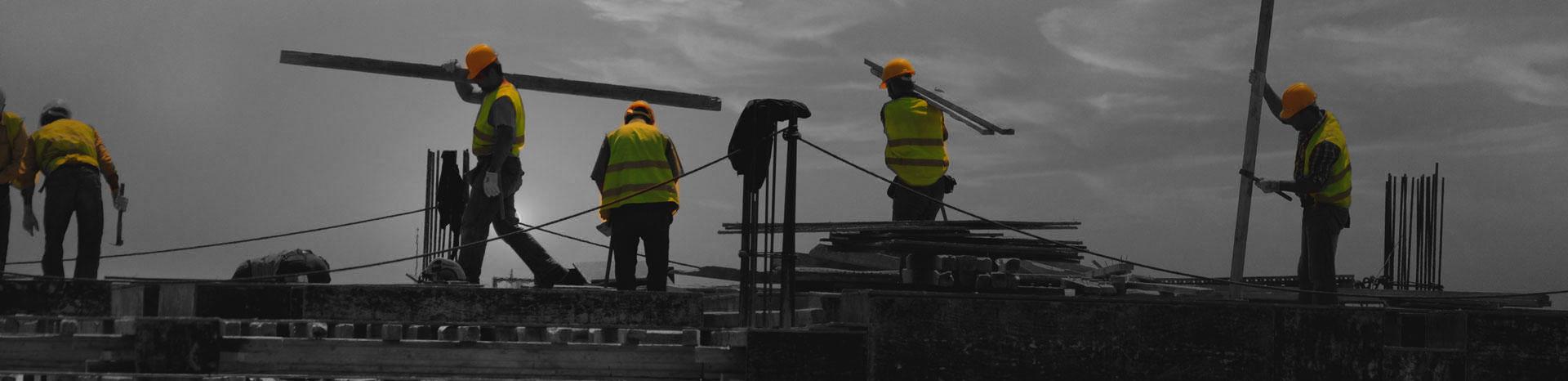 Ongeval in de bouw | Ongeval bouwplaats