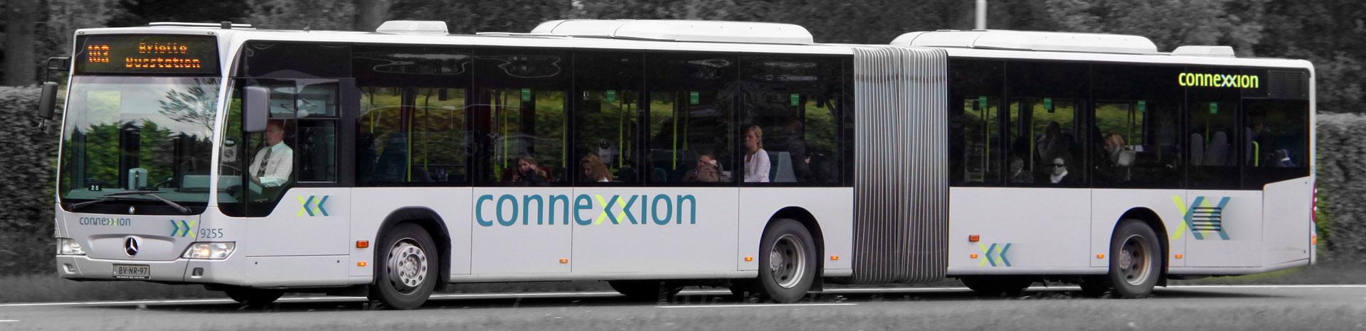 Aanrijding bus | Busongeluk