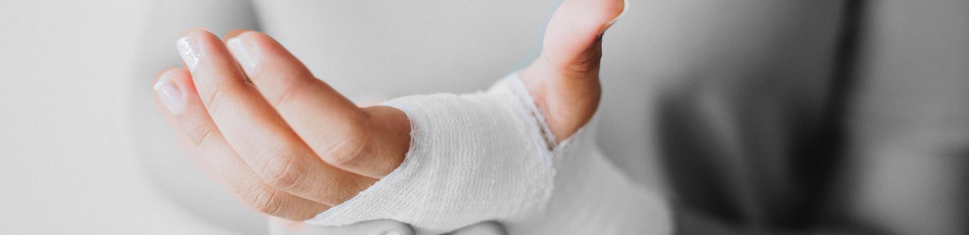 Handletsel door bedrijfsongeval | LetselPro