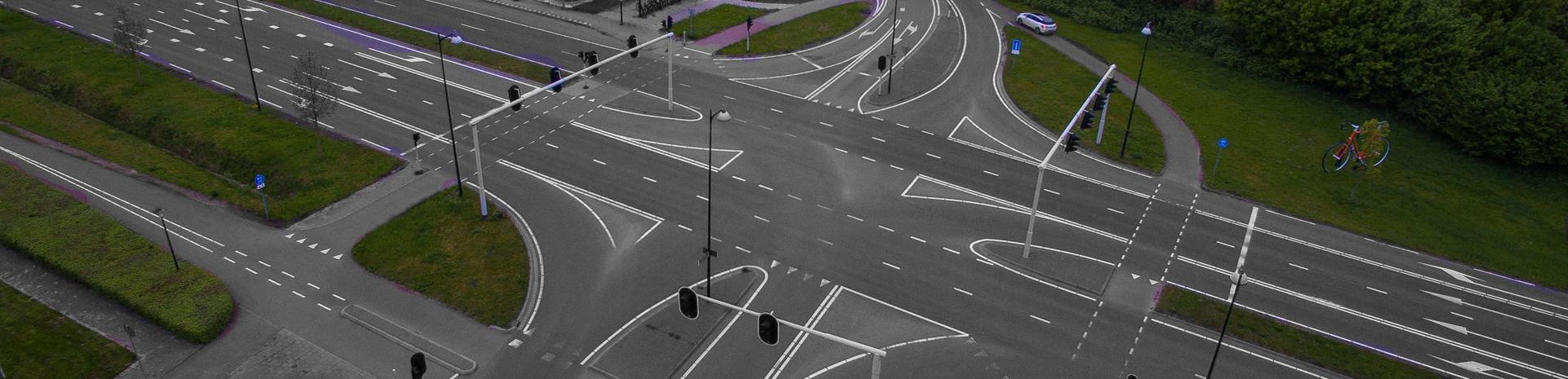 Het aantal verkeersongelukken op kruispunten neemt toe   LetselPro