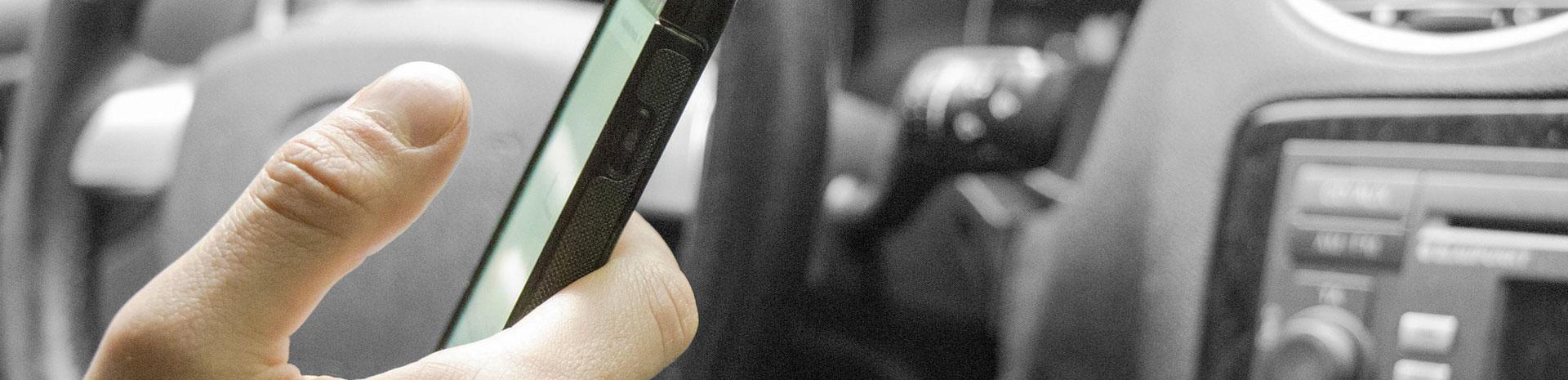 Cameracontrole tegen smartphonegebruik in de auto | LetselPro